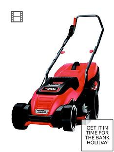 black-decker-emax34s-gb-1400-watt34cm-edgemax-lawn-mower-free-prize-draw-entry