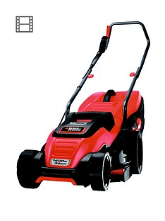 black-decker-emax34s-gb-1400-watt34cm-edgemax-lawn-mower-free-prize-draw-entry