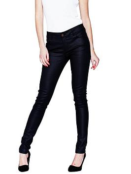 love-label-coated-skinny-jeans