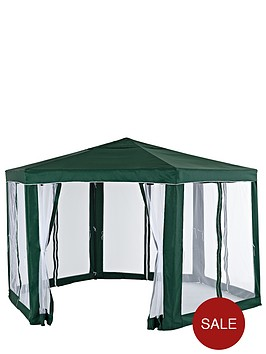 gazebo-with-mosquito-nets