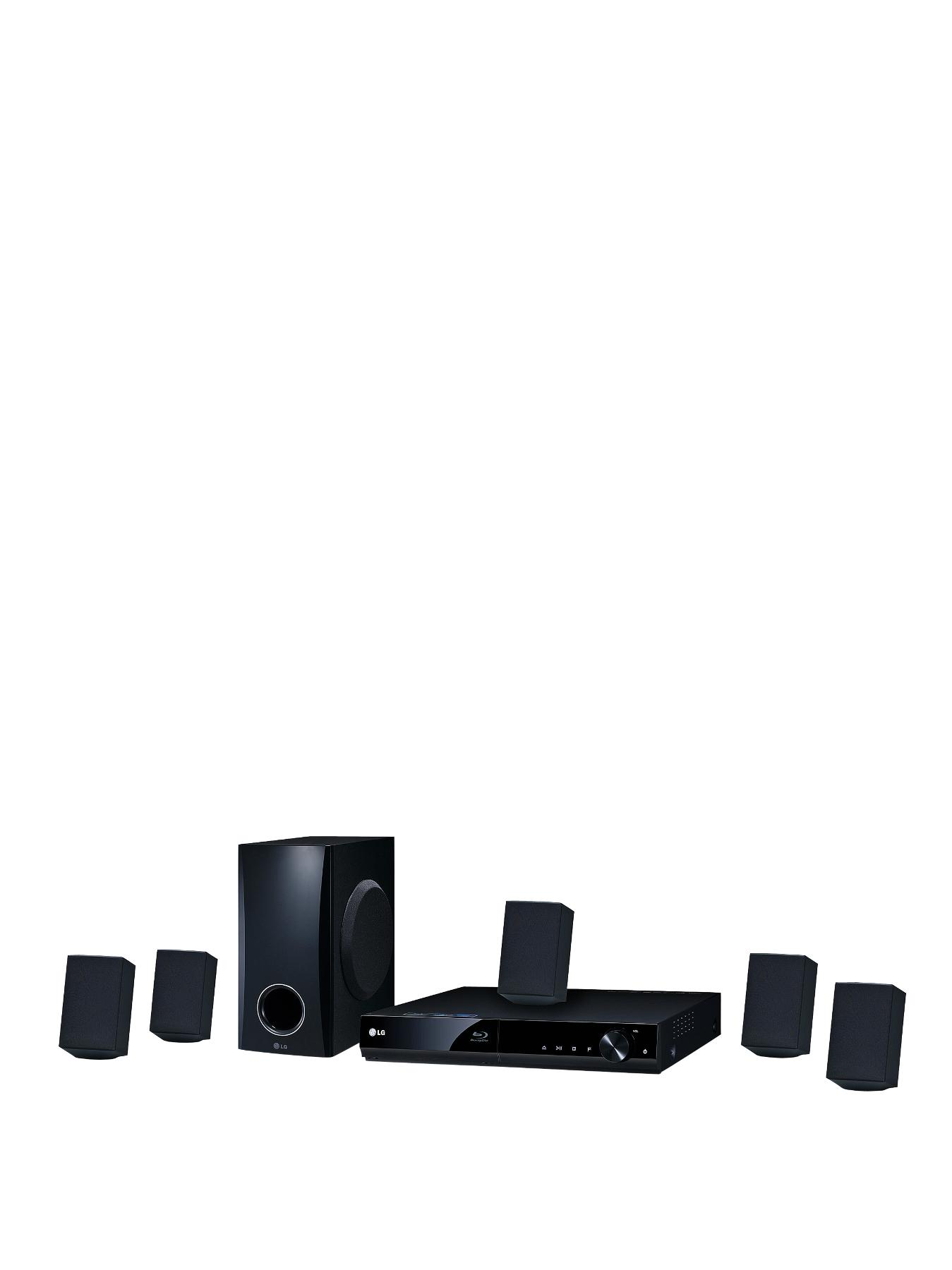 LG BH4030S Blu-ray Home Theatre System