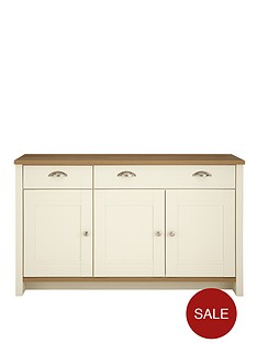 consort-tivoli-ready-assembled-large-3-door-2-drawer-sideboard