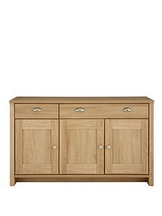 consort-tivoli-ready-assembled-large-3-door-2-drawer-sideboard
