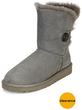 ugg-australia-bailey-button-boots-grey