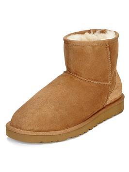 ugg-australia-classic-mini-ankle-boots-chestnut