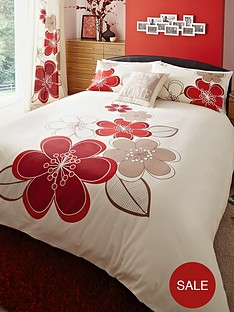 candice-duvet-cover-pillowcase-set-ivoryred-buy-1-get-1-free