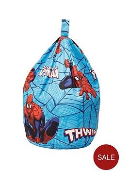 spiderman-city-beanbag