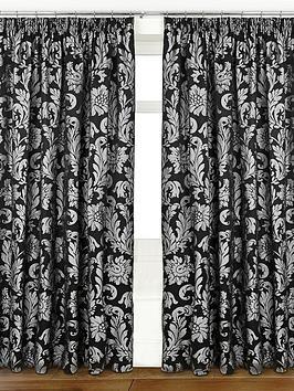 santa-fe-lined-jacquard-pleated-curtains