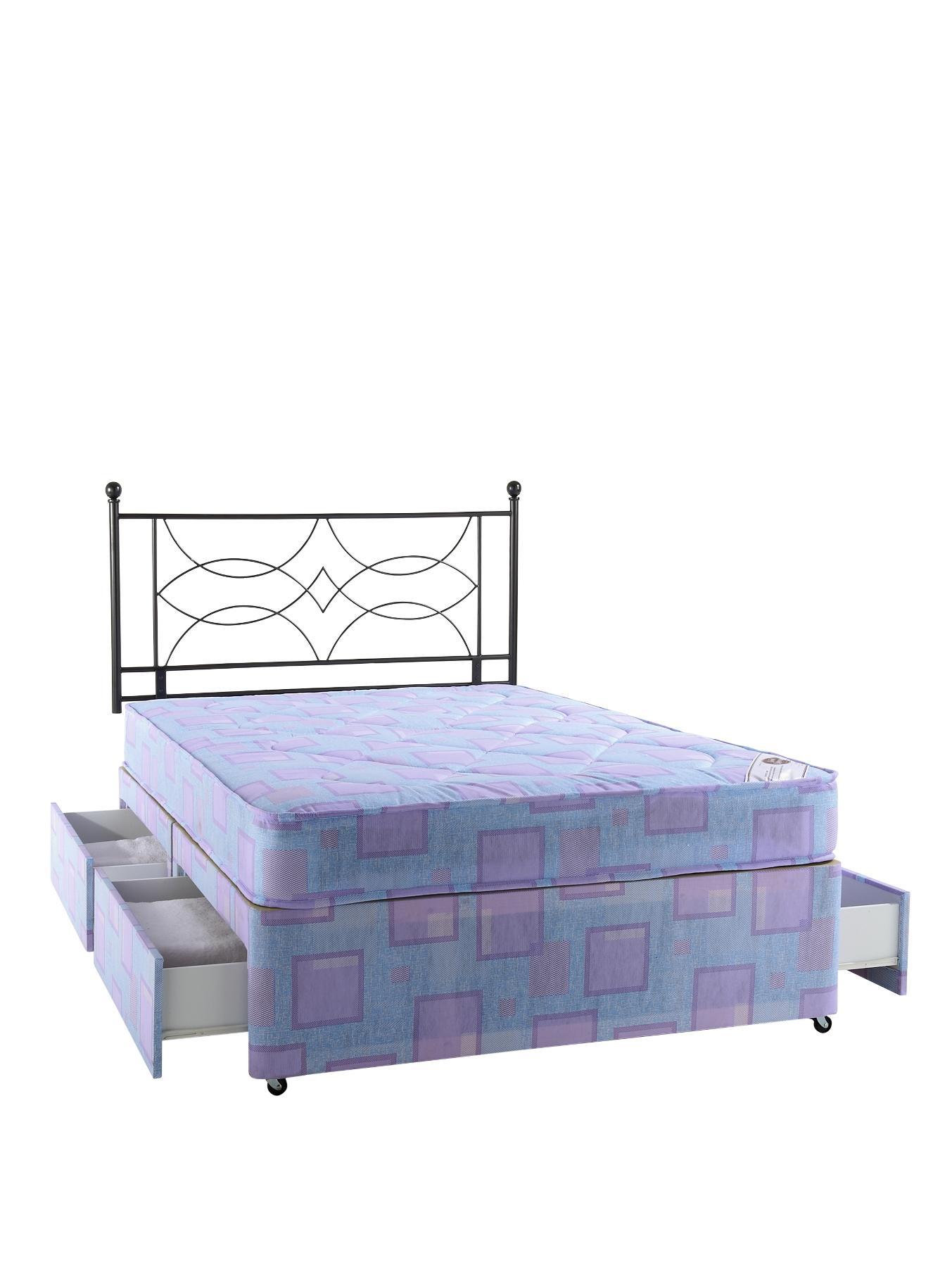 Sweet Dreams Jenson Divan Bed - Medium