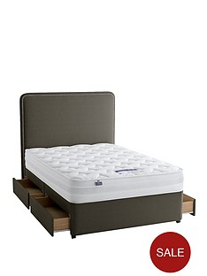 silentnight-mirapocket-luxury-1000-memory-divan-bed-with-optional-storage-medium-firm