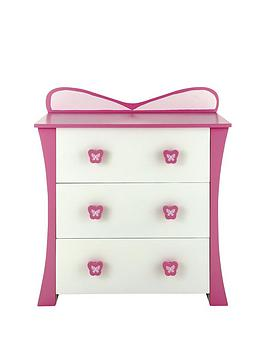 ladybird-butterfly-kids-chest-of-3-drawers