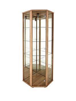 Trio Corner Glass Unit