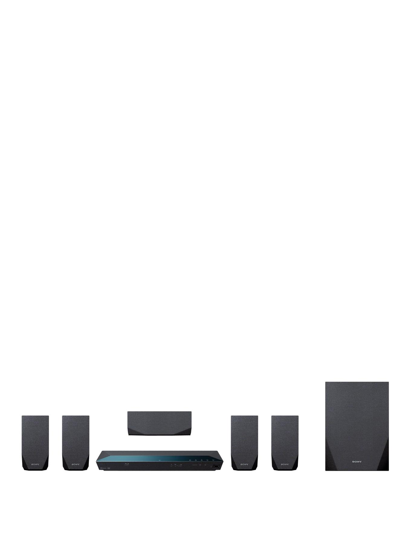Sony BDV-E2100 3D Blu-ray Home Cinema System