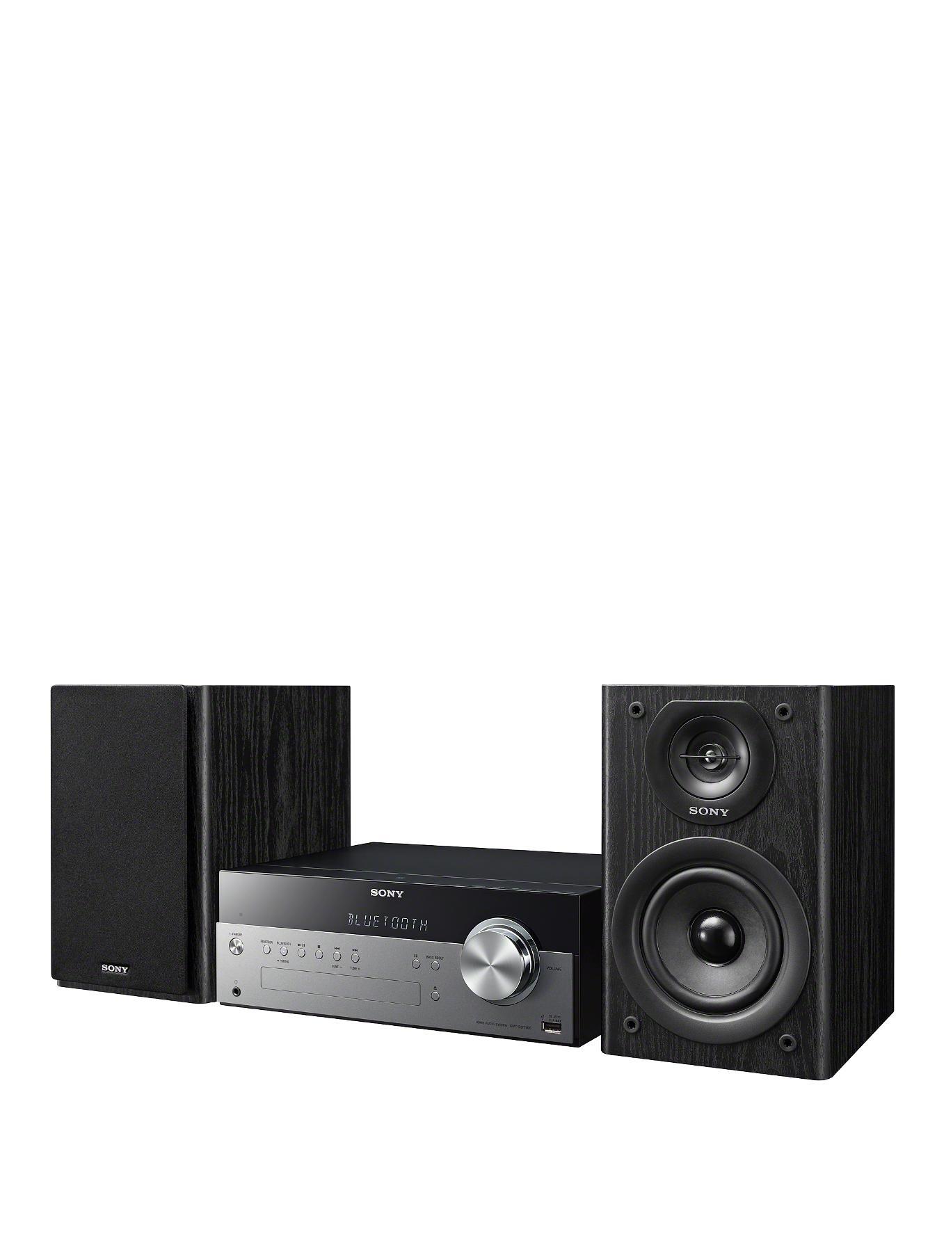 Sony CMT SBT 100B Micro Hi-Fi System