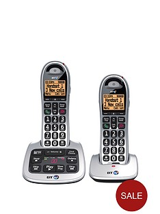bt-4500-telephone-with-answering-machine-twin-pack