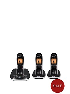 bt-7600-cordless-telephone-with-answering-machine-triple-pack