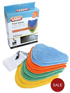 vax-total-home-8x-velcro-microfibre-cleaning-pads