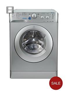 indesit-xwsc61252s-1200-spin-6kg-load-washing-machine-silver