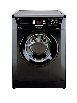 beko-wmb714422b-7kg-load-1400-spin-washing-machine-next-day-delivery-black