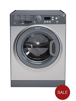 hotpoint-extra-wmxtf842g-1400-spin-8kg-load-washing-machine-graphite
