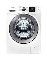 WF90F7E6U6W 1600 Spin, 9kg Load Washing Machine - White