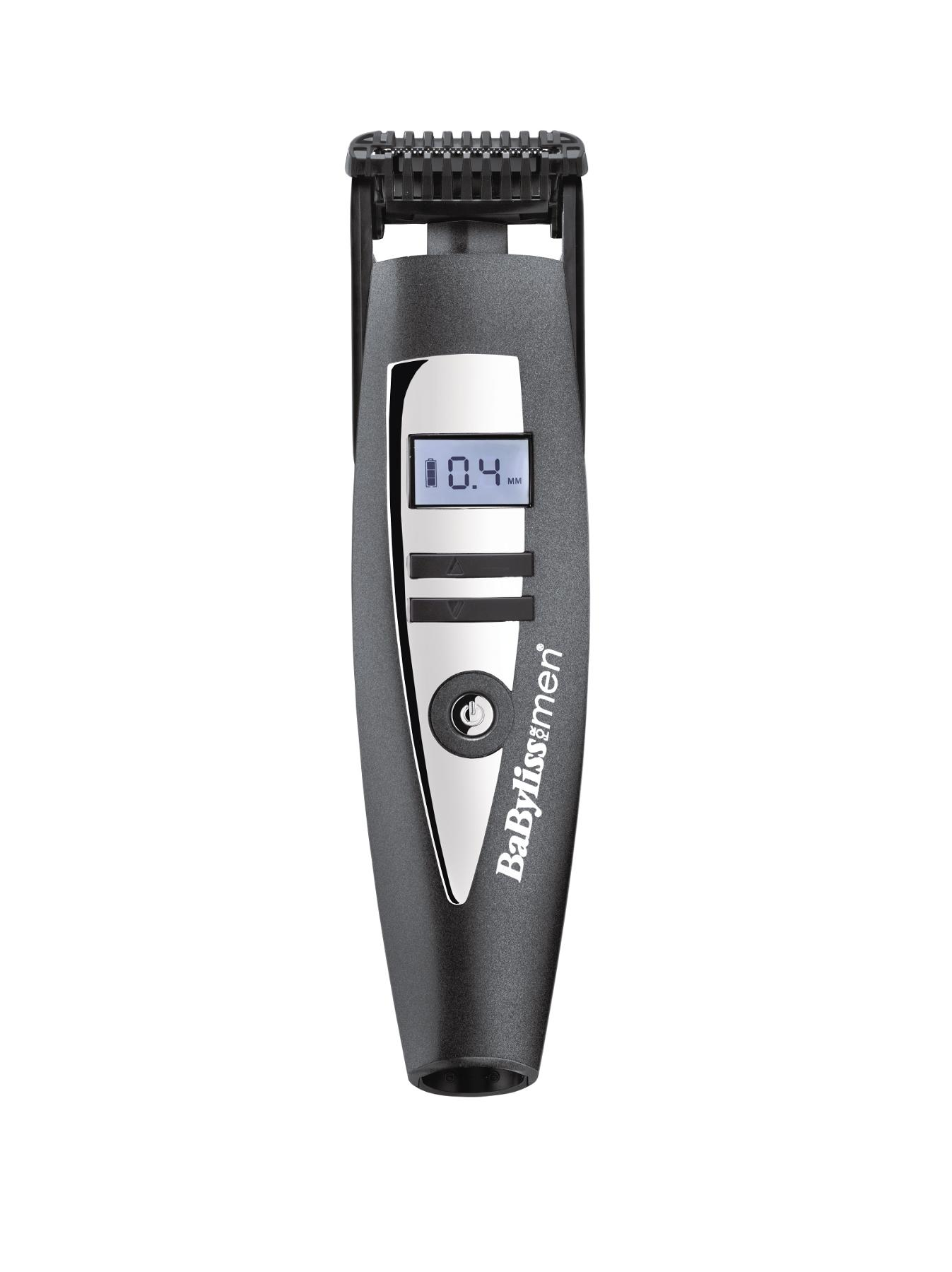 BaByliss 7895U I-Stubble+ Trimmer & FREE Lynx Gift Set*