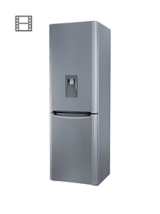 indesit-biaa13siwduk-60cm-fridge-freezer-silver