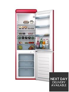 swan-sr11020r-60cm-retro-fridge-freezer-red-next-day-delivery
