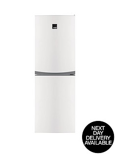 zanussi-zrb35315wa-60cm-frost-free-fridge-freezer-white-next-day-delivery