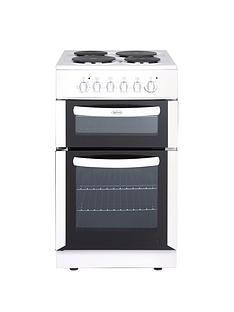 belling-fse50tcw-50cm-twin-cavity-electric-cooker-white