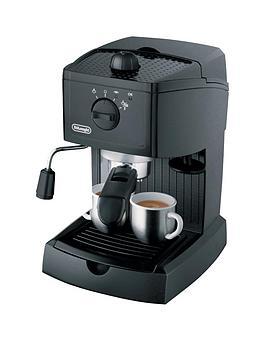 delonghi-ec146b-traditional-pump-espresso-machine-black