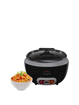 Tefal Rk1568Uk 700W Rice Cooker - Black