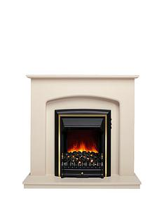 be-modern-lusso-electric-fireplace-suite