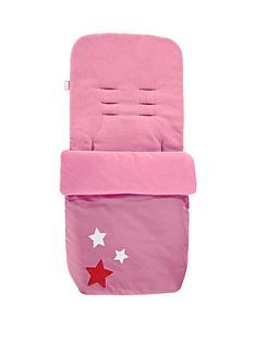 cool-candy-by-coleen-stars-footmuff-pink