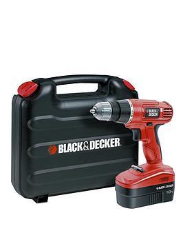black-decker-epc18cak-gb-18v-cordless-drilldriver-with-kitbox