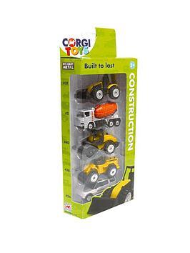 corgi-toys-die-cast-5-pack-construction