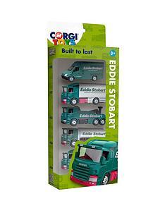 corgi-die-cast-eddie-stobart-5-pack