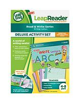 LeapReader Book - Learn to Write Letters with Mr Pencil