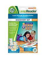 LeapReader Book - Human Body