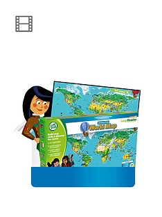 leapfrog-leapreader-book-world-map
