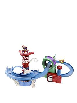 playskool-spiderman-web-racing-funhouse-2-pack