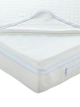 Ladybird Safe and Clean Mattress Topper Cot Bed Size