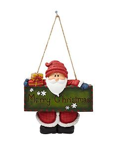 santa-hanging-plaque-christmas-decoration