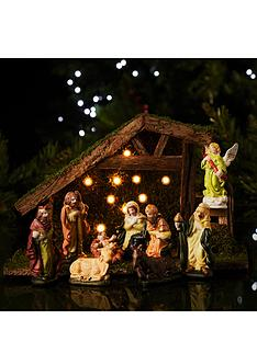 nativity-scene-christmas-decoration-with-led-lights