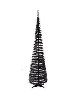 6ft-pre-lit-pop-up-christmas-tree-black