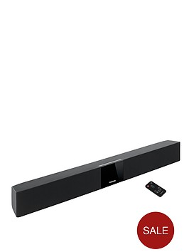 toshiba-sbk1-3d-80-watt-sound-bar-with-built-in-subwoofer