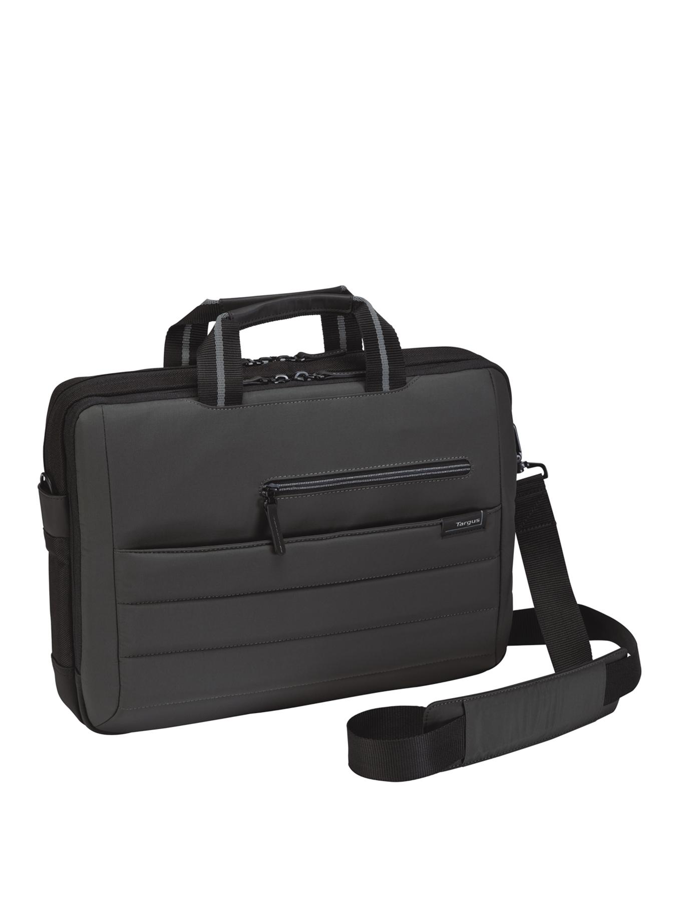 Targus Pewter 15.6 inch Topload Laptop Bag