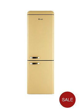 swan-sr11020c-60cm-retro-fridge-freezer-next-day-delivery-cream