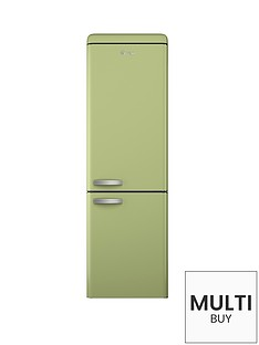 swan-sr11020g-60cm-retro-fridge-freezer-green