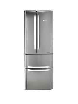 hotpoint-ffu4dx-70cm-frost-free-fridge-freezer-stainless-steel